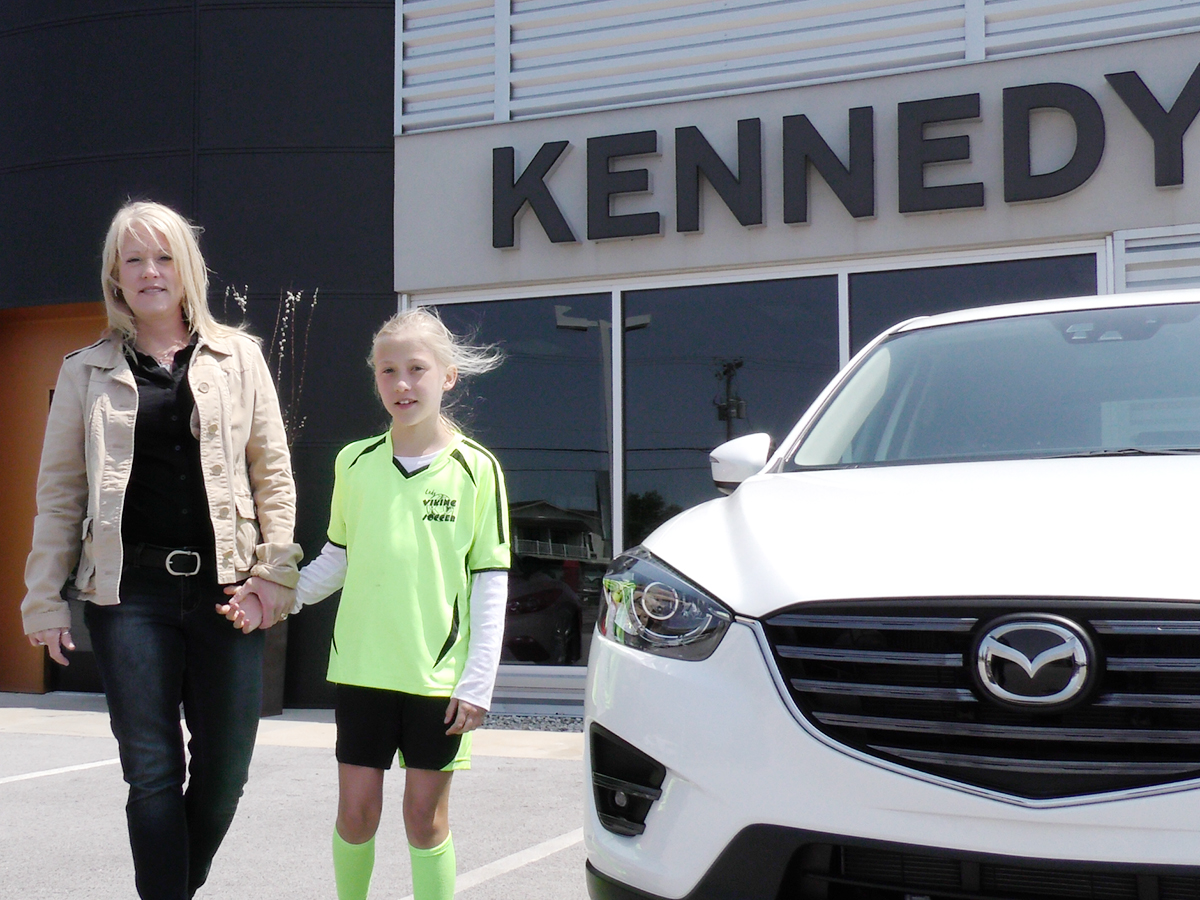 Kennedy Mazda: Driven by Values that Matter