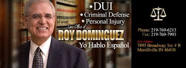 Attorney Roy Dominguez
